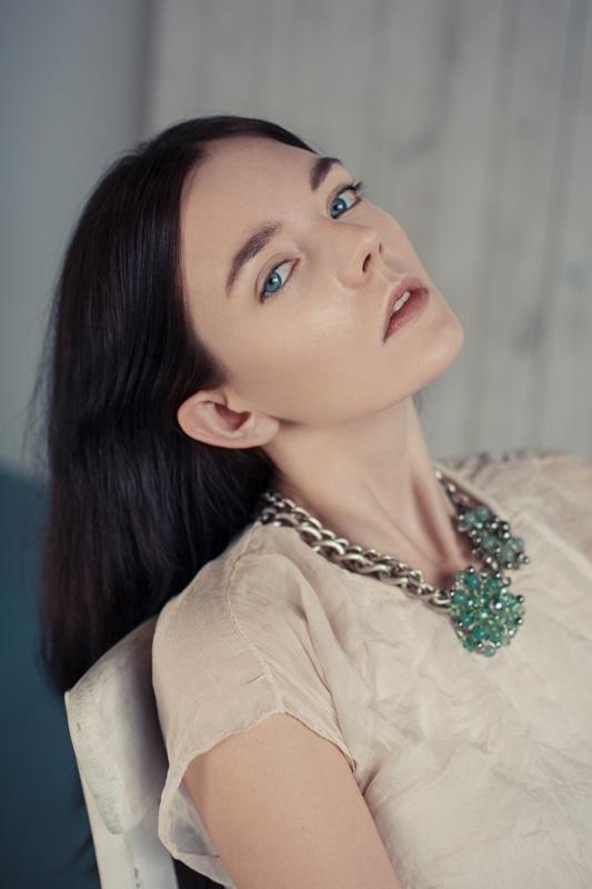 anna nocon portrait
